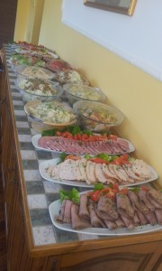 Selection of Meats ready to go